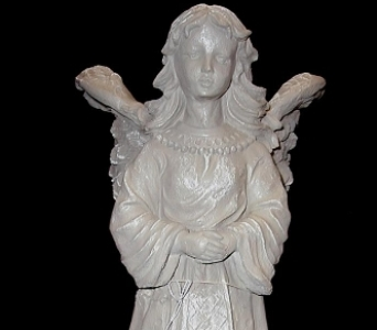 Angel Wings Planter in Oxford MI, A & A Flowers