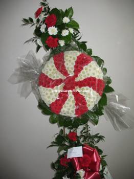 PEPPERMINT CANDY in Jersey City NJ, Entenmann's Florist