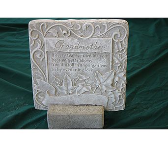 Square Grandmother Stone in Louisville KY, Berry's Flowers, Inc.