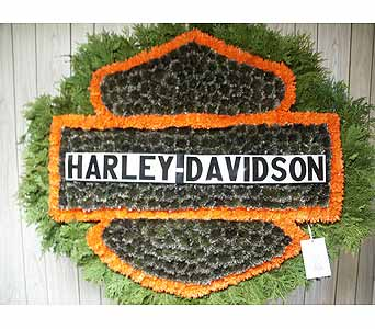Harley Davidson in Chicago IL, Soukal Floral Co. & Greenhouses