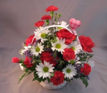 Love Grows I in East Syracuse NY, Whistlestop Florist Inc