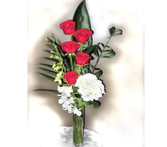Red Rose Tropical in Aliso Viejo CA, Aliso Viejo Florist