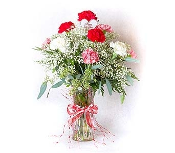 Caring Carnations in Chatham ON, Stan's Flowers Inc.