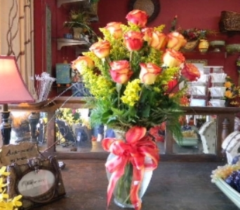 The Circus Garden in Camden AR, Camden Flower Shop