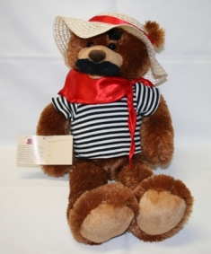 Gondolier Bear in Lebanon OH, Aretz Designs Uniquely Yours