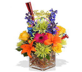 Happy Birthday to You! in St. Louis MO, Walter Knoll Florist
