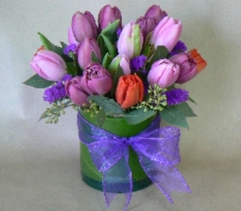 Spring colors in Birmingham MI, Tiffany Florist
