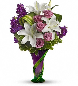 Teleflora's Indulge Her Bouquet in Columbus GA, Albrights, Inc.