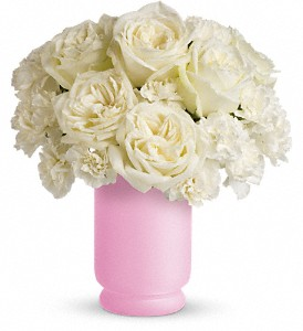 Teleflora's Sweetly Chic in Rock Island IL, Colman Florist