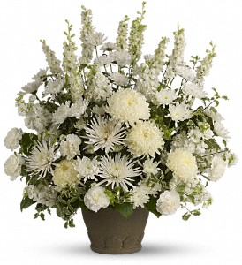 Teleflora's Pure and True in Stuart FL, Harbour Bay Florist