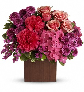 Teleflora's Posh Plums in Alliston, New Tecumseth ON, Bern's Flowers & Gifts