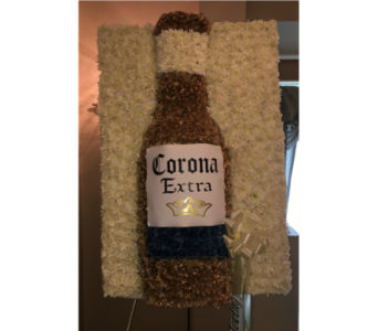 Corona Bottle in Staten Island NY, Kitty's and Family Florist Inc.