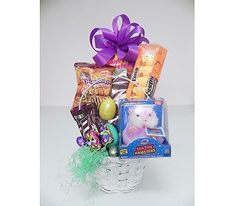 Happy Easter Basket in Indianapolis IN, Gillespie Florists