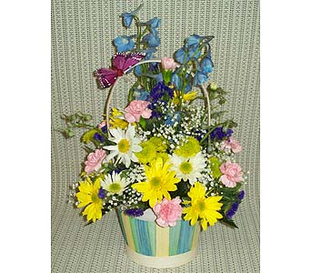 Mom�s Favorite in Lemoore CA, Ramblin' Rose Florist