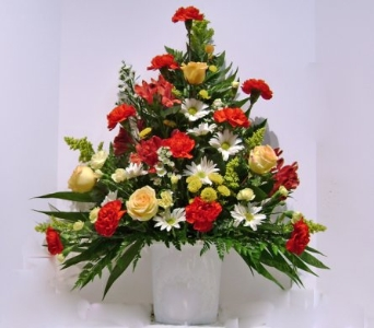 Masculine Sympathy Assortment in Herndon VA, Herndon Florist, Inc