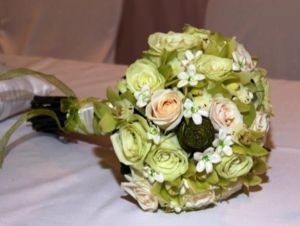 A Princess Bouquet in Guelph ON, Patti's Flower Boutique