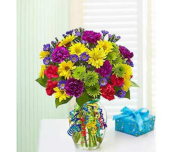 It''s Your Day Bouquet $39.99-$59.99 in Bradenton FL, Ms. Scarlett's Flowers & Gifts