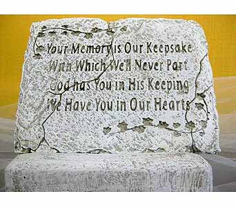 Your Memory is Our Keepsake in Toledo OH, Myrtle Flowers & Gifts