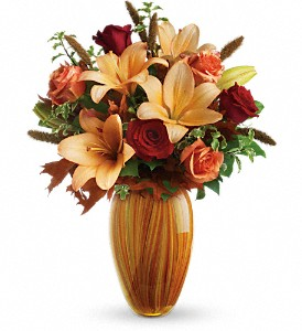 Teleflora's Sunlit Beauty Bouquet in Paso Robles CA, The Flower Lady