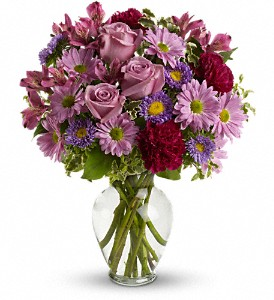 Kiss of Lavender in Haddon Heights NJ, April Robin Florist & Gift