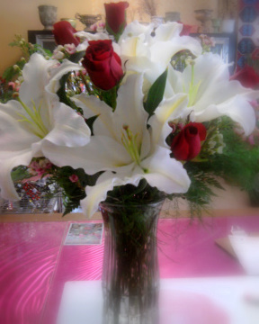 Simply Classic in Santa Cruz CA, Shay's Flowers