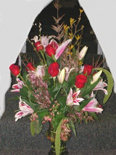 Surprise Medley Bouquet in Lake Charles LA, A Daisy A Day Flowers & Gifts, Inc.
