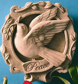 Dove of Peace Carruth in Perrysburg & Toledo OH  OH, Ken's Flower Shops