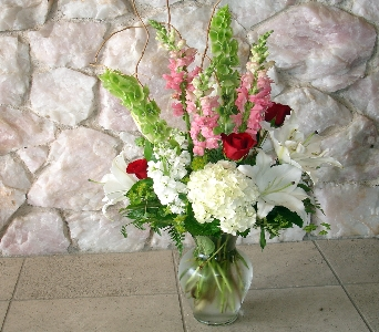 Simply Elegant Bouquet in Sun City AZ, Sun City Florists
