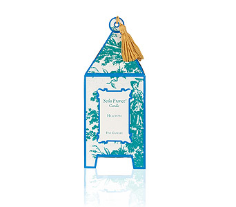 Seda France Hyacinth Pagoda Candle in Pine Brook NJ, Petals Of Pine Brook