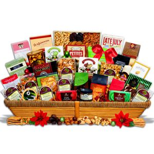 Executive Christmas Gift Basket in Guelph ON, Patti's Flower Boutique