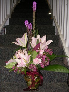 Pink Avenue Bouquet in Lake Charles LA, A Daisy A Day Flowers & Gifts, Inc.