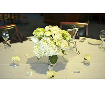 Mint Julep Table in Atlanta GA, Buckhead Blooms