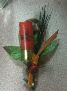 Hunter''s Boutonniere in Lake Charles LA, A Daisy A Day Flowers & Gifts, Inc.