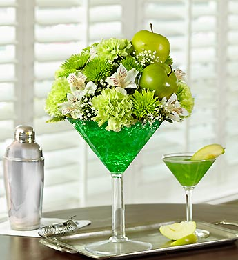 Apple Martini in Port Charlotte FL, Punta Gorda Florist Inc.