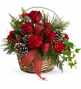 Holiday Riches in Gaithersburg MD, Flowers World Wide Floral Designs Magellans