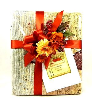 Afghan Gift Package in Indianapolis IN, Steve's Flowers and Gifts