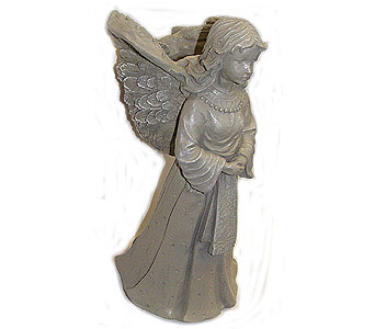 Angel Planter in Detroit and St. Clair Shores MI, Conner Park Florist