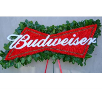 BUDWEISER in Brooklyn NY, David Shannon Florist & Nursery