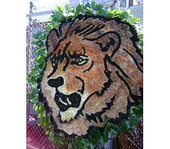 LION HEAD in Brooklyn NY, David Shannon Florist & Nursery
