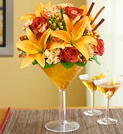 Pumpkin Spice Martini in Mooresville NC, All Occasions Florist & Boutique