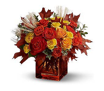 Fine Fall in New York NY, Fellan Florists Floral Galleria