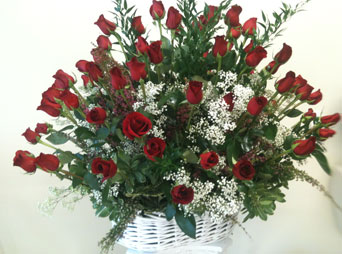 Special Celebration Rose Garden in Naples FL, Gene's 5th Ave Florist