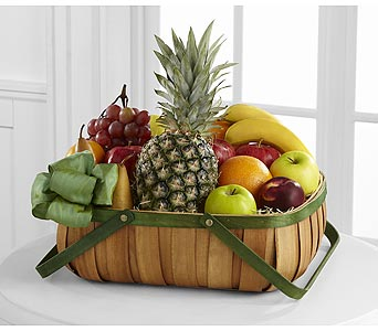 Fruit baskets in West Haven CT, Fitzgerald's Florist