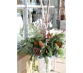 Outdoor Design in Newmarket ON, Blooming Wellies Flower Boutique