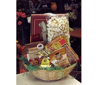 ALL GOURMET BASKET in Manhasset NY, Town & Country Flowers