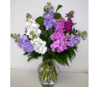 Fragrant Flowers Vase in Falmouth MA, Falmouth Florist 508-540-2020