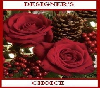 Designers Choice - Christmas in Exeter PA, Robin Hill Florist