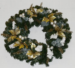 Holiday Wreaths in Arcata CA, Country Living Florist & Fine Gifts