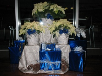 MetLife Stadium in Jersey City NJ, Entenmann's Florist
