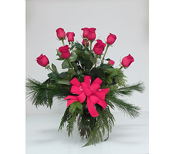 Winter Roses in Indianapolis IN, Gillespie Florists